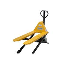 Hand pallet truck / walk-behind / multifunction