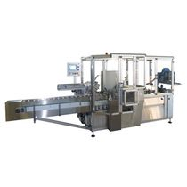 Horizontal cartoner / automatic / intermittent-motion / for food industry applications