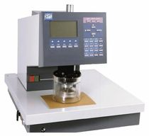 Pressure proof test bench / for burst testing / automatic / hydraulic