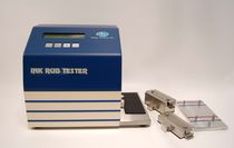 Adhesion tester / for ink
