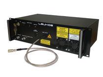 Supercontinuum fiber laser / pulsed / broadband