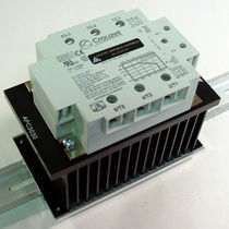 Solid-state relay / three-phase / AC