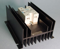 Solid-state relay / protection / DIN rail / panel-mount