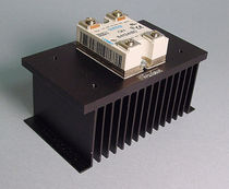 Solid-state relay / protection / panel-mount / DC