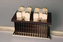 Solid-state relay / panel-mount / three-phase / dual-output