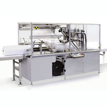 Horizontal bagging machine / H-FFS / paper napkin / for bulky products