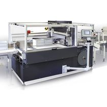 Horizontal bagging machine / H-FFS / automatic / for bulky products