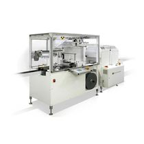 Horizontal bagging machine / H-FFS / automatic / for solids