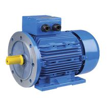 Asynchronous motor / 400 V / aluminum-frame / three-phase