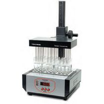 Thermal evaporator / laboratory / for sample concentration / for solvents