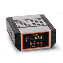 Warming dry block heater / laboratory test tube / for test tubes / digital