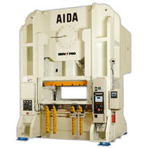 Hydraulic press / stamping / servo-driven
