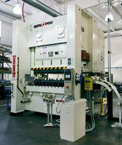 Straight-side servo-press