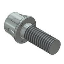 Threaded stud / metal / screw-in