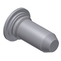 Stainless steel pin / steel / self-clinching