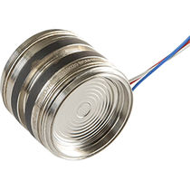 Differential pressure sensor / capacitive / analog / stainless steel