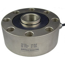 Tension/compression load cell / pancake type / stainless steel / for harsh environment