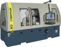 Abrasive run-off polishing machine / automatic / CNC / grinding