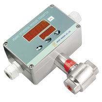Differential pressure controller / digital / high-accuracy / IP65