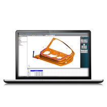 Dimensional measurement analysis software package / for metrology / 3D