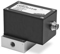 Servo-driven valve / pressure-control / 3/3-way
