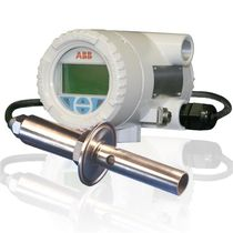In-line conductivity meter / process