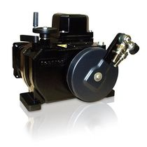 Rotary actuator / electric / compact