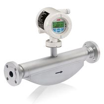 Coriolis flow meter / for liquids / compact / digital