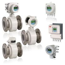 Electromagnetic flow meter / for water / in-line / ATEX