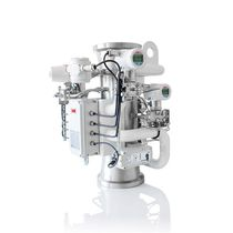 Gas flow meter / compact / bi-directional / multi-point