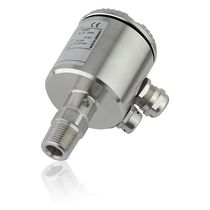 Absolute pressure transmitter / membrane / digital / flange