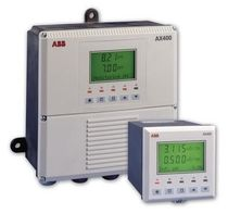 In-line conductivity meter / process