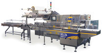 Flow wrapper bagging machine / H-FFS / automatic / for medical packaging