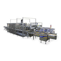 Flow wrapper bagging machine / H-FFS / continuous-motion / automatic