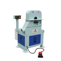 External cylindrical grinding machine / for tubes / PLC-controlled