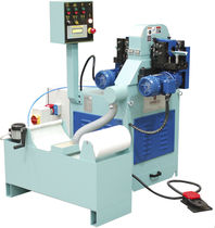Orbital grinding machine / satin / cutting / finishing