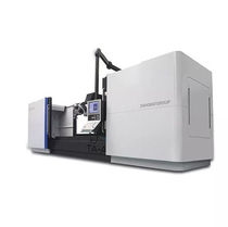 3-axis CNC milling machine / fixed-bed / compact / high-precision