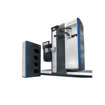 Floor boring mill / CNC / horizontal / 4-axis