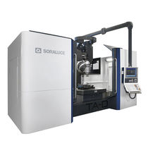 3-axis CNC milling machine / vertical / fixed-bed / rotating table