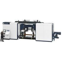 CNC lathe / for train wheel machining / for brake discs