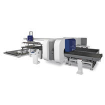 CNC ironworker / servo-electric / for metal sheets / forming