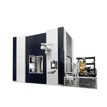 Vertical grinding machine / cylindrical / for tubes / CNC