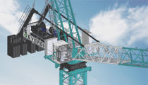 Fixed crane / luffing jib / tower / lifting