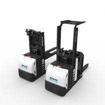 Electric order-picker / horizontal / multipurpose