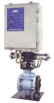 Linear valve actuator / electro-hydraulic / double-acting