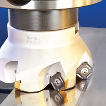 Shell-end milling cutter / insert / face / roughing