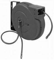 Hose reel / self-retracting / wall-mounted / plastic