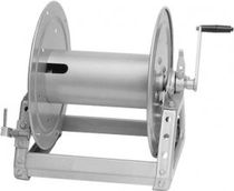 Hose reel / cable / manual / open