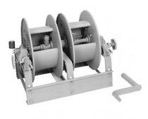 Cable reel / manual / open / welding