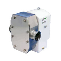 Rotary pump / paint / for beverages / for dairy products